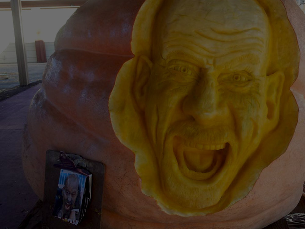 3D Pumpkin Sculpting