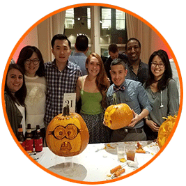Pumpkin team building
