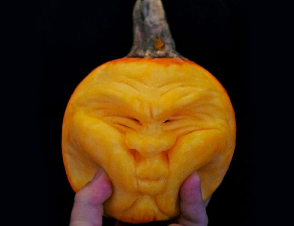 Pumpkin Sculpting