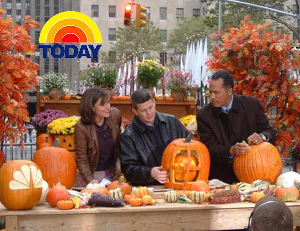 Today Show Pumpkins